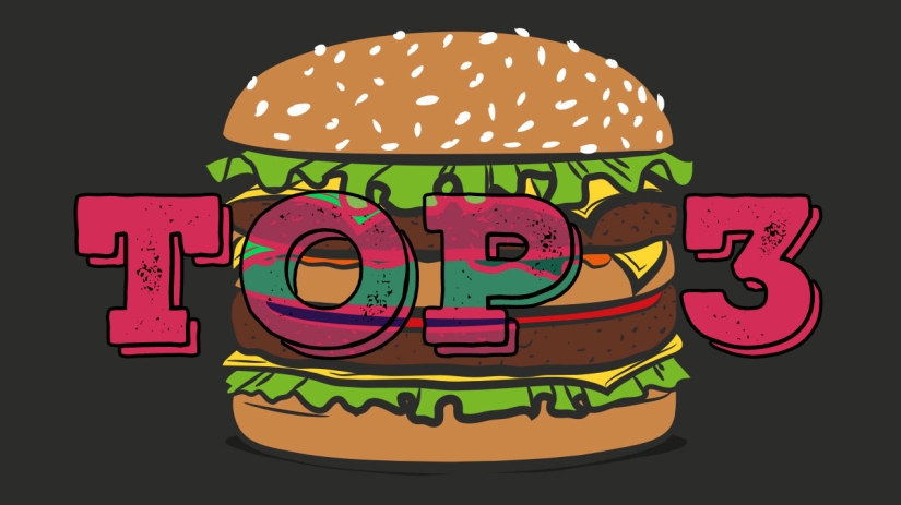 Mon Top 3 Burgers àLyon